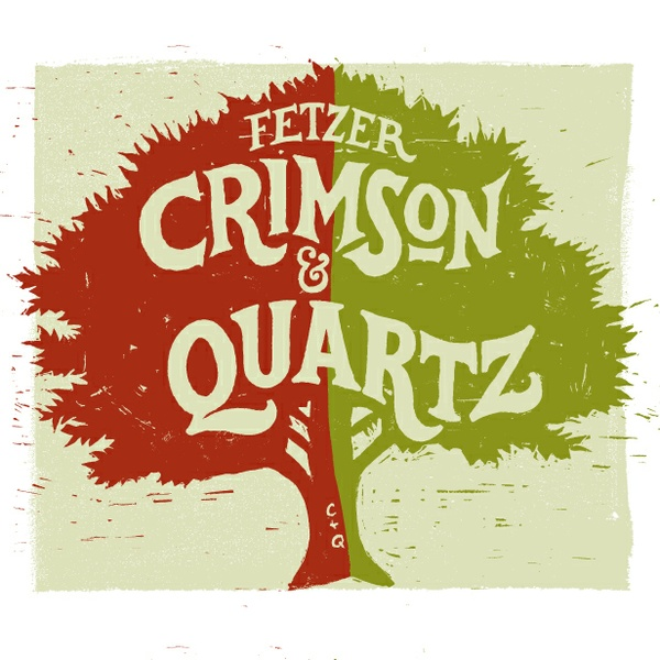 Fetzer Crimson and Quartz
